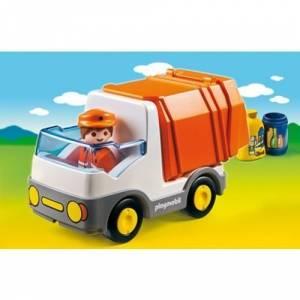 Playmobil - Απορριμματοφόρο όχημα 6774
