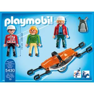 Playmobil - Διασώστες με Φορείο 5430