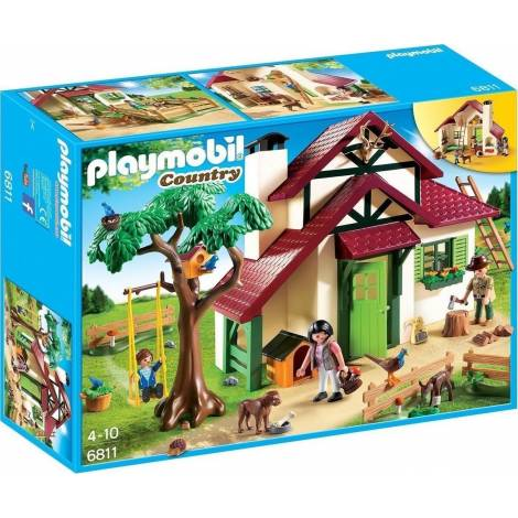 Playmobil  Καλύβα δασοφύλακα (6811)