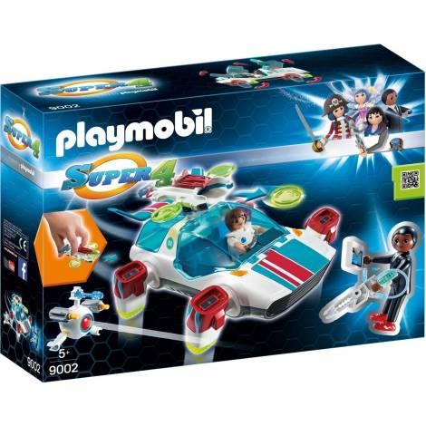 PLAYMOBIL O DNA με το FulguriX (9002)
