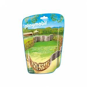 Playmobil - Περίφραξη Ζωολογικού Πάρκου 6656