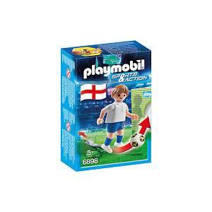 Playmobil - Ποδοσφαιριστής Αγγλίας - 6898
