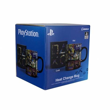PlayStation - Heat Change Mug (PP4130PS)