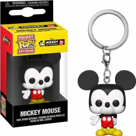 Pocket POP! Disney: Mickey 90th Anniversary - Mickey Mouse Vinyl Figure Keychain