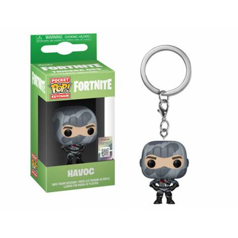 Pocket POP! Fortnite: Havoc - Vinyl Figure Keychain