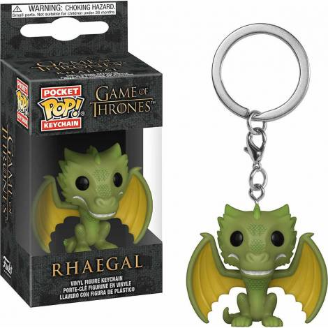 Pocket Pop! Keychain Television: Game of Thrones - Rhaegal