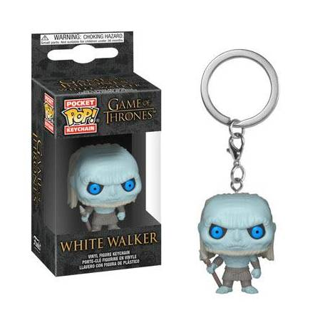 Pocket Pop! Keychain Television: Game of Thrones S10 - White Walker