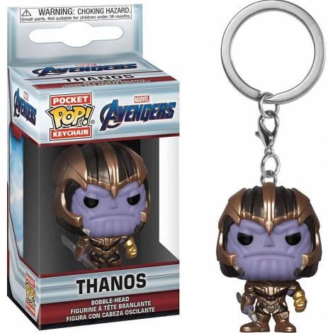 Pocket POP! Marvel Avengers - Thanos Vinyl Figure Keychain