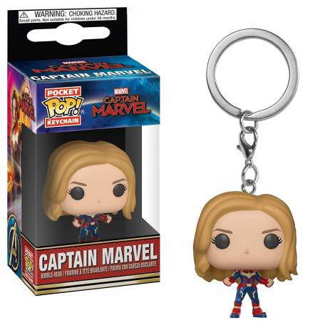 Pocket POP! Marvel - Captain Marvel - Captain Marvel Keychain