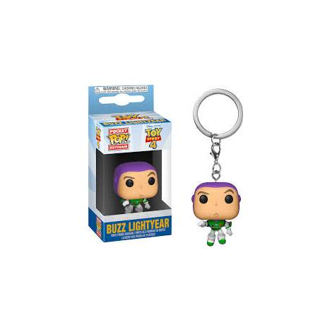 Pocket POP! Toy Story 4 - Buzz Lightyear Vinyl Figure Keychain