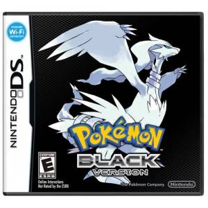 Pokemon: Black Version (NINTENDO DS)