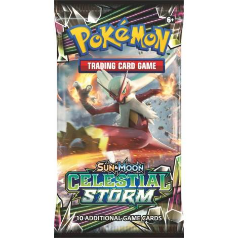 Pokemon - Celestial Storm  Sleeved Booster