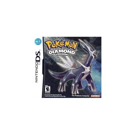Pokemon Diamond - χωρίς κουτάκι (NINTENDO DS)