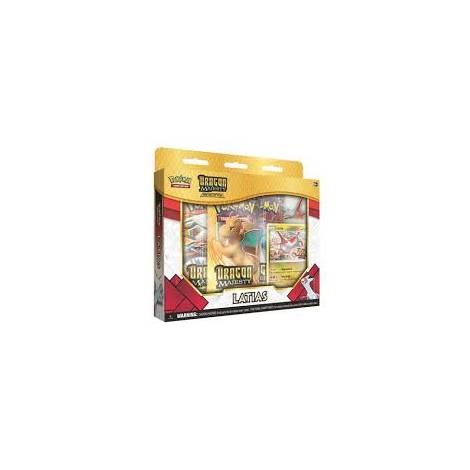 Pokemon - Dragon Majesty : Latias Pin Collection