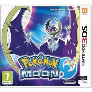 Pokemon Moon (NINTENDO 3DS) Δώρο Random Mini Figure Pokemon