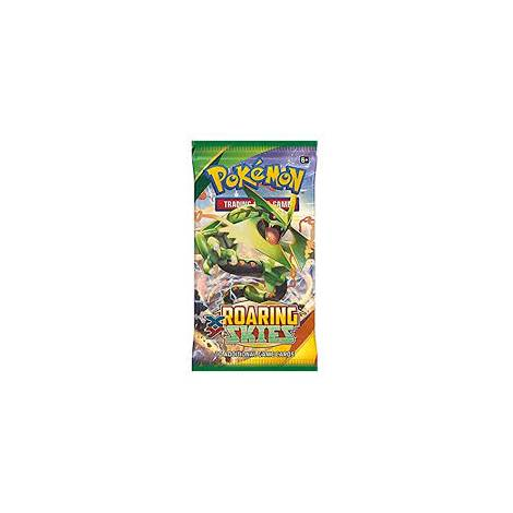 Pokemon - Roaring Skies Booster Pack