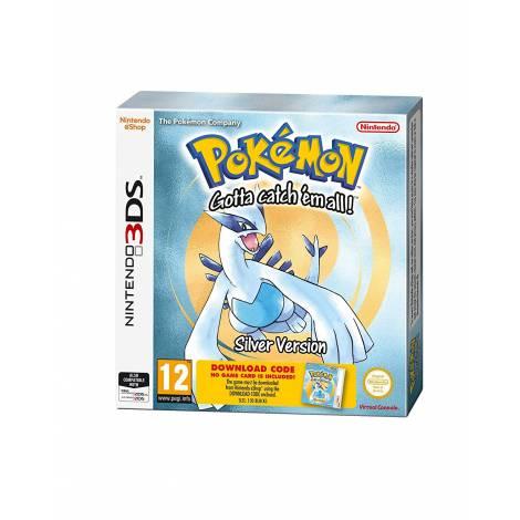 Pokemon Silver Version (Code In A Box) (3DS)