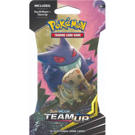 POKEMON: SM9 TEAM UP SLEEVED BOOSTER