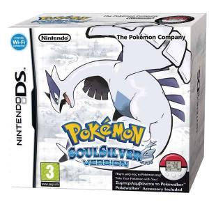 Pokemon: Soulsilver (NINTENDO DS)