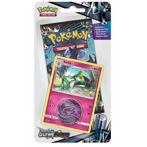 Pokemon Sun & Moon Blister Ultra Prism Checklane - Kirlia