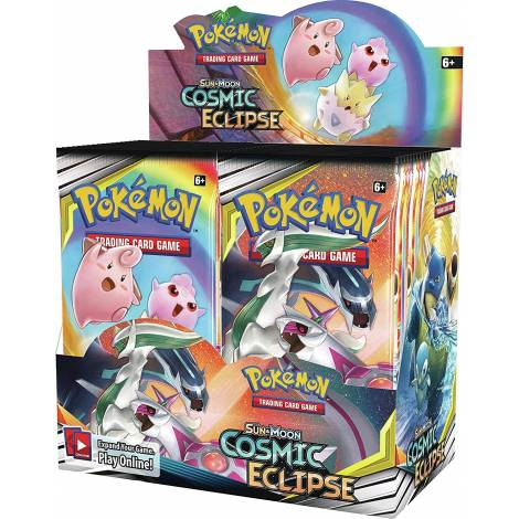 POKEMON SUN & MOON : COSMIC ECLIPSE BOOSTER BOX