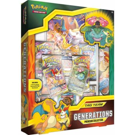 POKEMON: TAG TEAM GENERATIONS PREMIUM COLLECTION