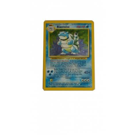 Pokemon TCG : Blastoise  (2/102)