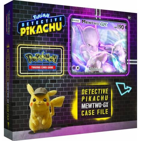 Pokemon TCG : Detective Pikachu - Mewtwo GX Case File