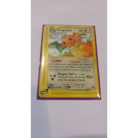 Pokemon TCG : Dragonite  (43/165)