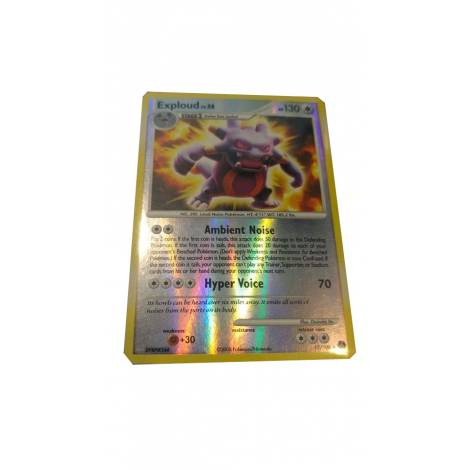 Pokemon TCG : Exploud  (17/106)