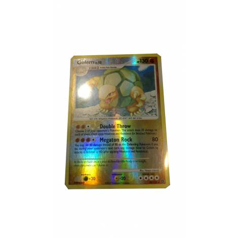 Pokemon TCG : Golem (29/132)