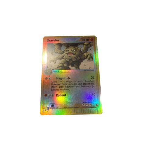 Pokemon TCG: Graveler  (30/97)