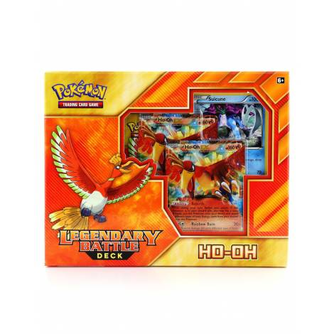Pokemon TCG - Ho-Oh Legendary Battle Deck