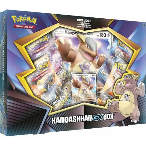 Pokemon TCG : Kangaskhan - Gx Box