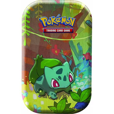 Pokemon TCG Mini Tin - Kanto Friends : Bulbasaur