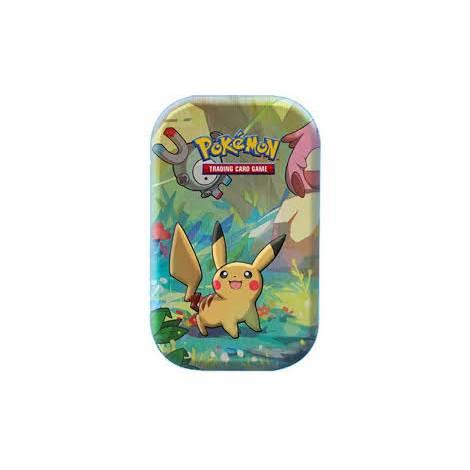 Pokemon TCG Mini Tin - Kanto Friends : Pikachu