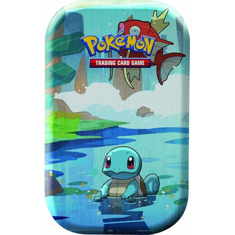 Pokemon TCG Mini Tin - Kanto Friends : Squirtle