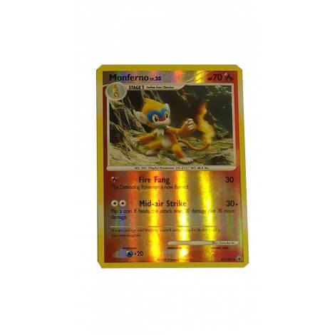 Pokemon TCG : Monferno  (41/100)