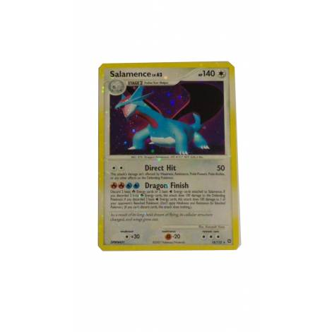 Pokemon TCG : Salamence  (18/132)