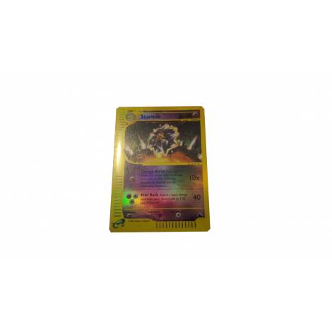 Pokemon TCG : Starmie  (30/144)