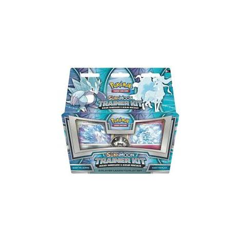 Pokemon TCG – Sun & Moon Trainer Kit—Alolan Sandslash & Alolan Ninetales