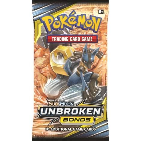 Pokemon TCG! Unbroken Bonds Booster Pack