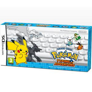 Pokemon Typing Adventure (NINTENDO DS)