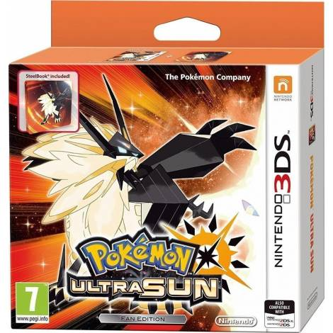 Pokemon Ultra Sun - Fan Edition (NINTENDO 3DS)