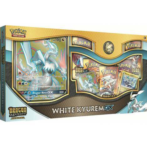Pokémon TCG – Dragon Majesty Ultra Kyurem-GX