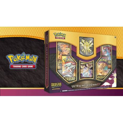 Pokémon TCG – Dragon Majesty Ultra Necrozma-GX