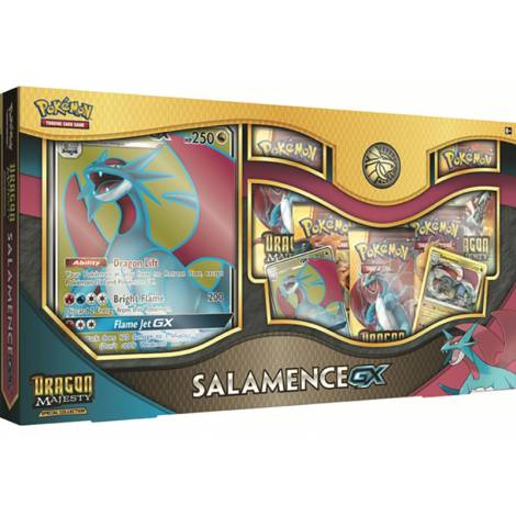 Pokémon TCG – Dragon Majesty Ultra Salamence