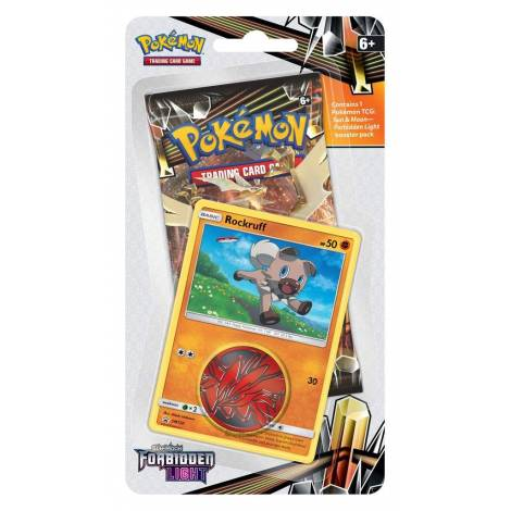 Pokémon TCG – Sun & Moon Forbidden Light Checklane Blister