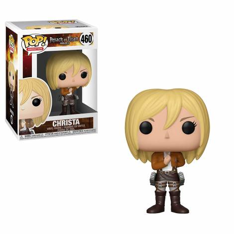 POP! Animation: Attack on Titan S3 - Christa #460 Vinyl Figure