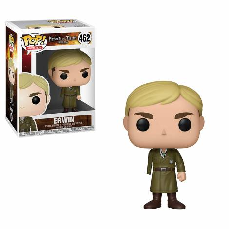 POP! Animation: Attack on Titan S3 - Erwin (One-Armed) #462 Vinyl Figure